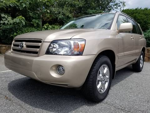 2005 Toyota Highlander for sale at Southern Auto Solutions in Marietta GA