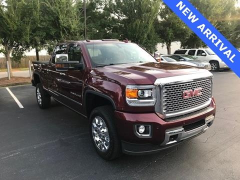 2016 GMC Sierra 2500HD for sale in Marietta, GA