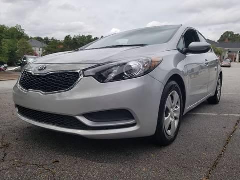 2015 Kia Forte for sale at Southern Auto Solutions in Marietta GA