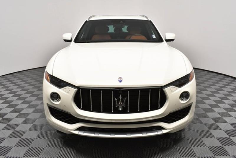 2019 Maserati Levante S Granlusso In Marietta Ga Southern Auto