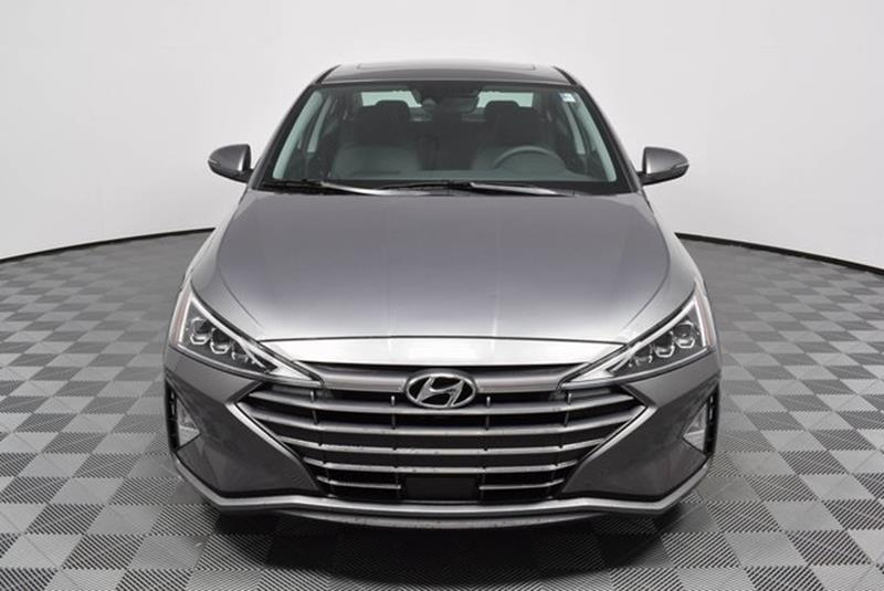 2019 Hyundai Elantra Limited In Marietta Ga Southern Auto Solutions