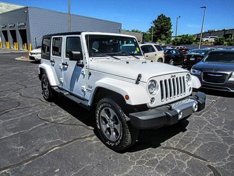 2018 Jeep Wrangler Unlimited for sale in Marietta, GA