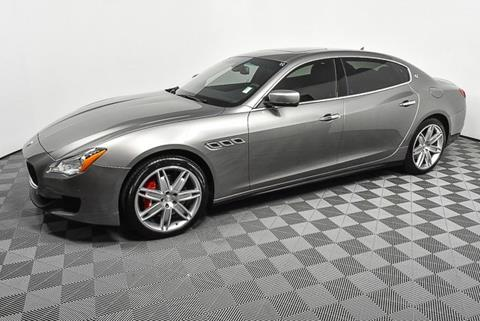 2016 Maserati Quattroporte for sale in Marietta, GA