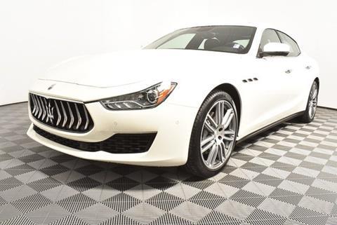 2019 Maserati Ghibli for sale in Marietta, GA