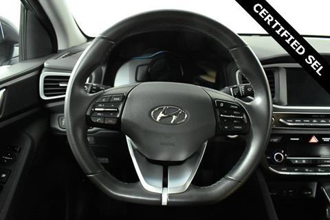 2017 Hyundai Ioniq Hybrid for sale in Marietta, GA