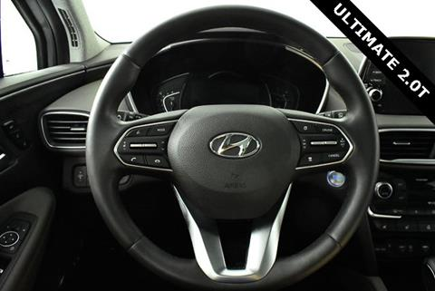 2019 Hyundai Santa Fe for sale in Marietta, GA