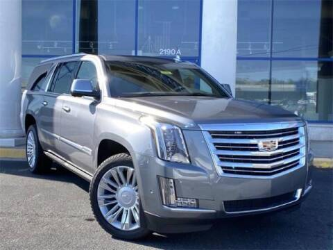 2020 Cadillac Escalade ESV for sale at Southern Auto Solutions - Georgia Car Finder - Southern Auto Solutions - Capital Cadillac in Marietta GA