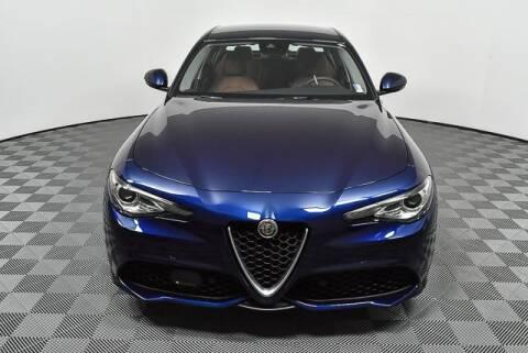 2019 Alfa Romeo Giulia Ti
