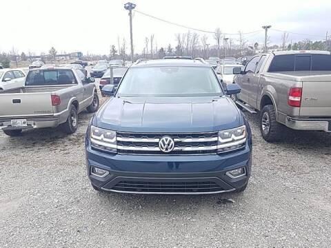 2019 Volkswagen Atlas V6 SEL for sale at Southern Auto Solutions-Jim Ellis Volkswagen Atlan in Marietta GA