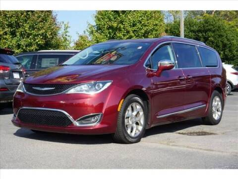 2018 Chrysler Pacifica for sale at Southern Auto Solutions - Georgia Car Finder - Southern Auto Solutions - Kia Atlanta South in Marietta GA