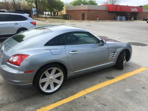 Used Chrysler Crossfire For Sale In Georgia Carsforsale Com