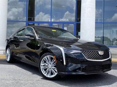 2020 Cadillac CT4 for sale at Southern Auto Solutions - Georgia Car Finder - Southern Auto Solutions - Capital Cadillac in Marietta GA