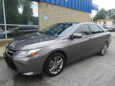 2017 Toyota Camry for sale at Southern Auto Solutions - Georgia Car Finder - Southern Auto Solutions - 1st Choice Autos in Marietta GA