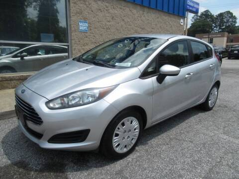 2016 Ford Fiesta for sale at Southern Auto Solutions - 1st Choice Autos in Marietta GA