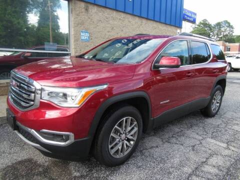 2019 GMC Acadia for sale at Southern Auto Solutions - Georgia Car Finder - Southern Auto Solutions - 1st Choice Autos in Marietta GA