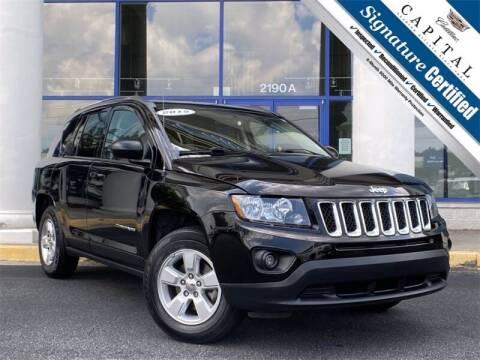 2015 Jeep Compass for sale at Southern Auto Solutions - Georgia Car Finder - Southern Auto Solutions - Capital Cadillac in Marietta GA
