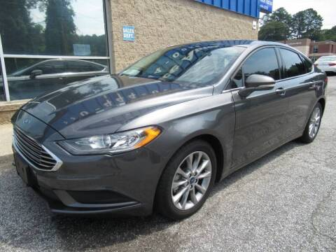2017 Ford Fusion Hybrid for sale at Southern Auto Solutions - 1st Choice Autos in Marietta GA