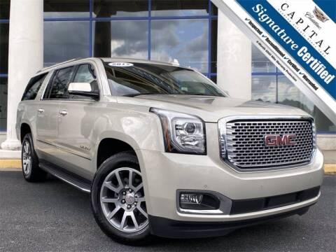 2017 GMC Yukon XL for sale at Southern Auto Solutions - Georgia Car Finder - Southern Auto Solutions - Capital Cadillac in Marietta GA
