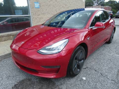 2018 Tesla Model 3 for sale at Southern Auto Solutions - Georgia Car Finder - Southern Auto Solutions - 1st Choice Autos in Marietta GA