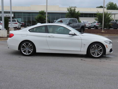 2017 BMW 4 Series for sale at Southern Auto Solutions - Georgia Car Finder - Southern Auto Solutions - BMW of South Atlanta in Marietta GA