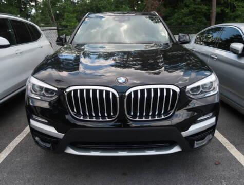 2019 BMW X3 for sale at Southern Auto Solutions - Georgia Car Finder - Southern Auto Solutions - BMW of South Atlanta in Marietta GA