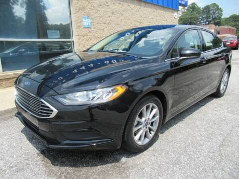 2017 Ford Fusion for sale at Southern Auto Solutions - 1st Choice Autos in Marietta GA