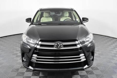 2019 Toyota Highlander for sale at Southern Auto Solutions - Georgia Car Finder - Southern Auto Solutions-Jim Ellis Hyundai in Marietta GA
