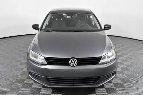 2012 Volkswagen Jetta for sale at Southern Auto Solutions - Georgia Car Finder - Southern Auto Solutions-Jim Ellis Volkswagen Atlan in Marietta GA