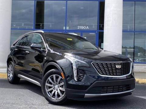 2020 Cadillac XT4 for sale at Southern Auto Solutions - Georgia Car Finder - Southern Auto Solutions - Capital Cadillac in Marietta GA