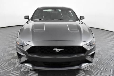 2018 Ford Mustang for sale at Southern Auto Solutions - Georgia Car Finder - Southern Auto Solutions-Jim Ellis Volkswagen Atlan in Marietta GA