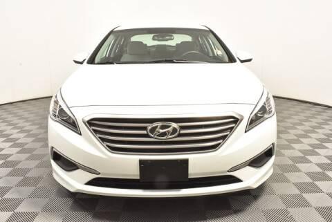 2017 Hyundai Sonata for sale at Southern Auto Solutions - Georgia Car Finder - Southern Auto Solutions-Jim Ellis Hyundai in Marietta GA