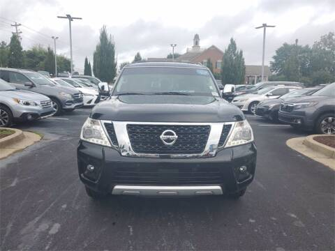2017 Nissan Armada for sale at Southern Auto Solutions - Georgia Car Finder - Southern Auto Solutions - Lou Sobh Honda in Marietta GA