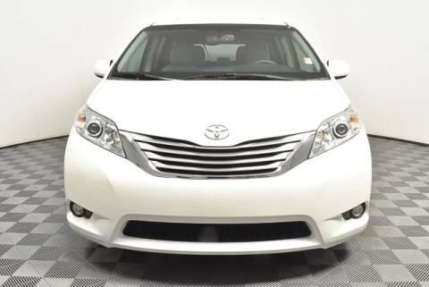 2016 Toyota Sienna for sale at Southern Auto Solutions - Georgia Car Finder - Southern Auto Solutions-Jim Ellis Hyundai in Marietta GA