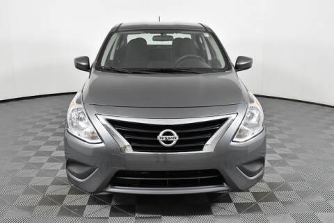 2017 Nissan Versa for sale at Southern Auto Solutions - Georgia Car Finder - Southern Auto Solutions-Jim Ellis Volkswagen Atlan in Marietta GA