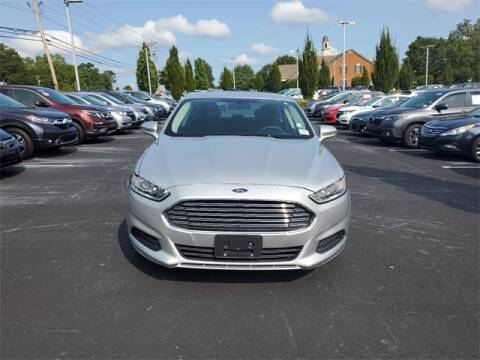 2016 Ford Fusion for sale at Southern Auto Solutions - Lou Sobh Honda in Marietta GA