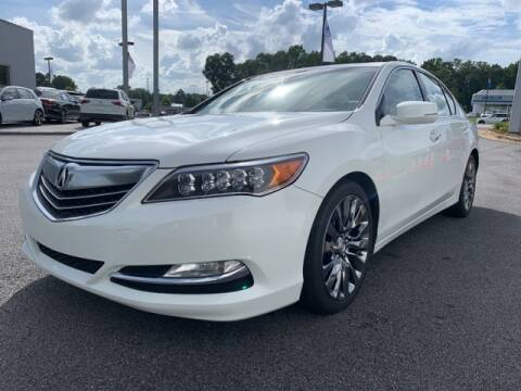 2016 Acura RLX for sale at Southern Auto Solutions - Georgia Car Finder - Southern Auto Solutions-Jim Ellis Volkswagen Atlan in Marietta GA