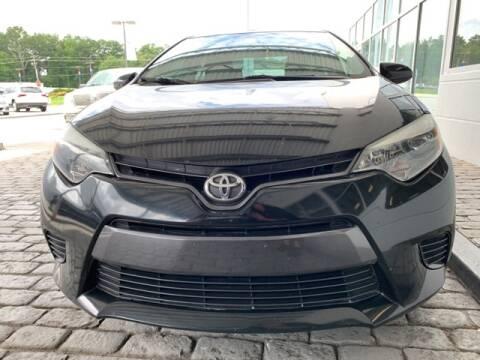 2016 Toyota Corolla for sale at Southern Auto Solutions - Georgia Car Finder - Southern Auto Solutions-Jim Ellis Volkswagen Atlan in Marietta GA