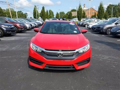 2016 Honda Civic for sale at Southern Auto Solutions - Georgia Car Finder - Southern Auto Solutions - Lou Sobh Honda in Marietta GA