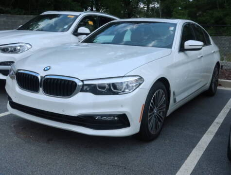 2018 BMW 5 Series for sale at Southern Auto Solutions - Georgia Car Finder - Southern Auto Solutions - BMW of South Atlanta in Marietta GA