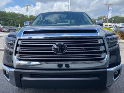 2018 Toyota Tundra for sale at Southern Auto Solutions - Georgia Car Finder - Southern Auto Solutions-Jim Ellis Volkswagen Atlan in Marietta GA