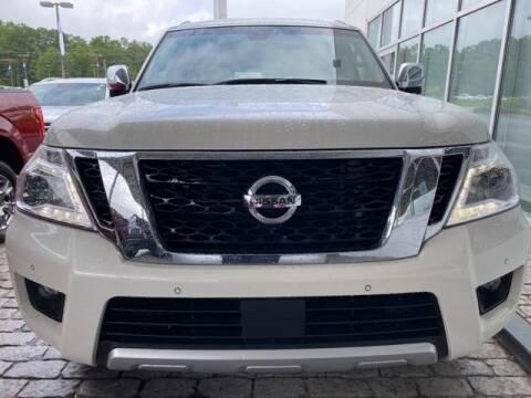 2017 Nissan Armada for sale at Southern Auto Solutions - Georgia Car Finder - Southern Auto Solutions-Jim Ellis Volkswagen Atlan in Marietta GA