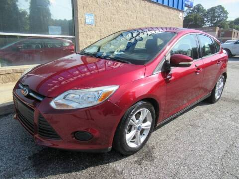 2014 Ford Focus for sale at Southern Auto Solutions - 1st Choice Autos in Marietta GA
