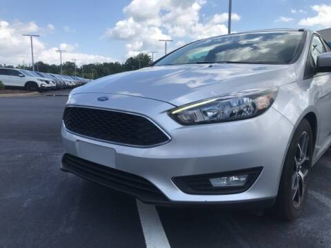 2017 Ford Focus for sale at Southern Auto Solutions - Lou Sobh Honda in Marietta GA