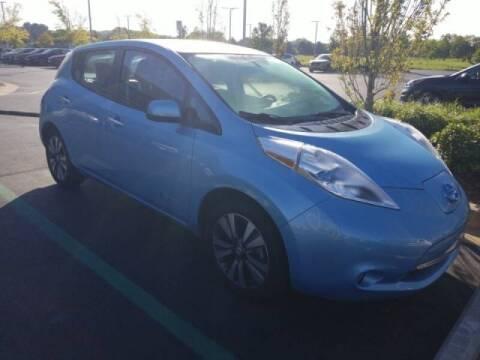2015 Nissan LEAF for sale at Southern Auto Solutions - Georgia Car Finder - Southern Auto Solutions - Lou Sobh Kia in Marietta GA