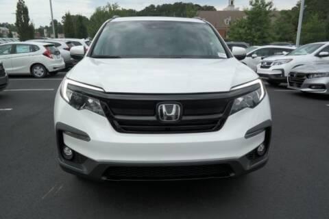 2021 Honda Pilot for sale at Southern Auto Solutions - Georgia Car Finder - Southern Auto Solutions - Lou Sobh Honda in Marietta GA