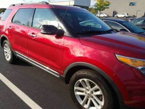 2015 Ford Explorer for sale at Southern Auto Solutions - Lou Sobh Kia in Marietta GA