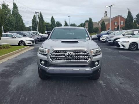 2017 Toyota Tacoma for sale at Southern Auto Solutions - Georgia Car Finder - Southern Auto Solutions - Lou Sobh Honda in Marietta GA