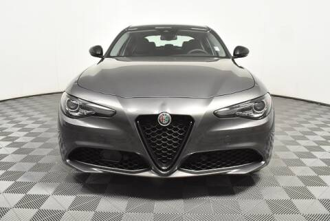 2020 Alfa Romeo Giulia for sale at Southern Auto Solutions - Georgia Car Finder - Southern Auto Solutions-Jim Ellis Mazda Atlanta in Marietta GA