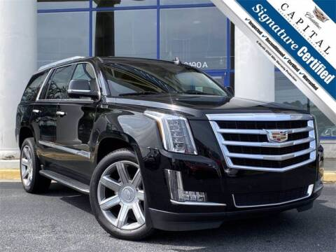 2016 Cadillac Escalade for sale at Southern Auto Solutions - Georgia Car Finder - Southern Auto Solutions - Capital Cadillac in Marietta GA