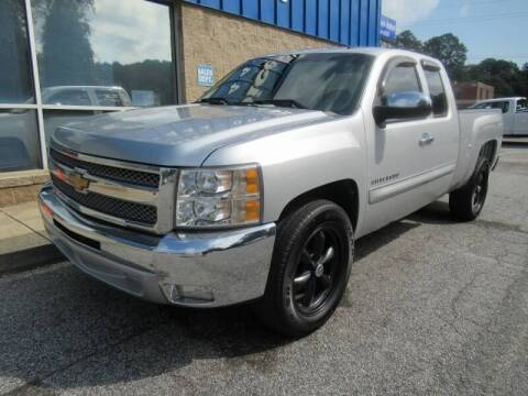 2012 Chevrolet Silverado 1500 for sale at Southern Auto Solutions - Georgia Car Finder - Southern Auto Solutions - 1st Choice Autos in Marietta GA